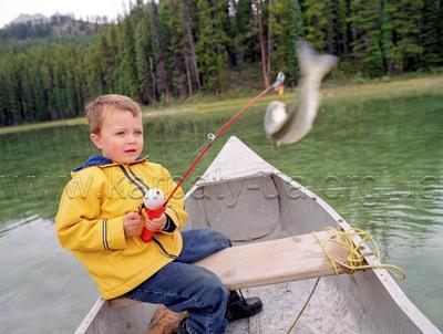 Рыбалка в Карпатах